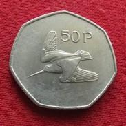 Ireland 50 Pence 1997 KM# 24 Lt 170 Irlande Irlanda Ierland Eire - Irlande