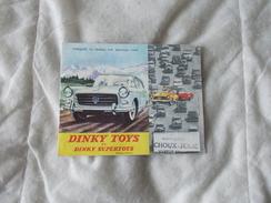 Dinky Toys Et Dinky Supertoys 1961 - Modelismo