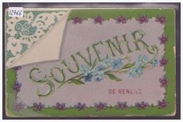 DISTRICT DE LAUSANNE - SOUVENIR DE RENENS - B ( USURE AUX ANGLES ) - VD Vaud