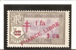 INDE Timbres De 1929 Avec Surcharge  Carmin  N°  211 * - India (1892-1954)