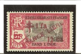 INDE Timbres De 1929 Avec Surcharge  Carmin  N°  213 * - India (1892-1954)