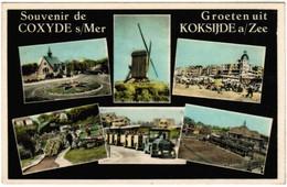 Koksijde, Groeten Uit Koksijde Aan Zee (pk35031) - Koksijde