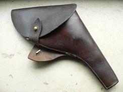 Etui Révolver Enfield 1889 ,Webley455 - Decorative Weapons