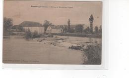 Bresilley ( Hte-Saône) - Barrage Et Moulin Sur L'Ognon - France