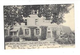 AUTOGRAPHE  Jules Massenet Compositeur De Musique Carte ( De Service ? ) Egreville - Autographes