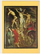 Berlare - Sint-Martinuskerk - Christus Aan Het Kruis - Berlare