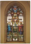 Berlare - Sint-Martinuskerk - Christus Aan Het Kruis  Door Coppejans 1939 - Berlare