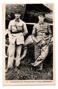 AVION . LIEUTENANT DE VITROLLES ET SERGENT BERNARD - Réf. N°1711 - - Avions
