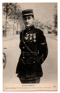 AVION . GUYNEMER . Mort Au Champ D'Honneur Après Avoir Abattu Son 53e Avion Boche - Réf. N°1714 - - Avions