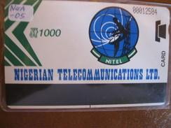 Télécarte Nigeria