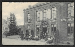 LOBBES Rare Hôtel Restaurant Dolders Tenret (Desaix) Hainaut Belgique - Lobbes