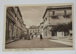 CASERTA - Aversa - Angolo Piazza Vittorio Emanuele - Aversa