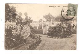 CPA NEUBURG Militärfriedhof Cimetière Militaire 1919 - Deutschland
