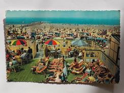 Nederland Scheveningen Strandleven Stamp 1960 A 126 - Scheveningen