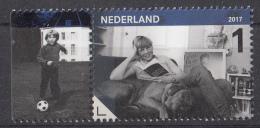 Nederland - 24 April 2017 - Koning Willem-Alexander 50 Jaar - Zegel 1 - MNH - Tab Links - Periode 2013-... (Willem-Alexander)