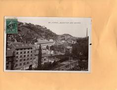 Carte Postale - VIENNE - Quartier Des Usines - Vienne