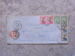 Enveloppe Tonkin 1930 - Documents
