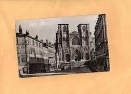 Carte Postale - VIENNE - La Cathédrale Saint Maurice - Vienne