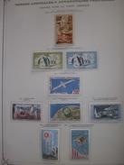 TAAF Poste Aérienne YT N° 1/19 Complet Neufs * (sauf N° 18). B/TB. A Saisir!