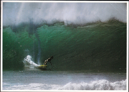 United States Honolulu 1982 / Surfing At Pipeline On The Northshore Of Oahu Hawaii - Postcards