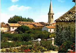 Saint Didier Les Bains Vue Du Village Le Clocher - France