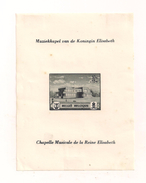 Jahr 1941 - Block 10 + 15 Fr. Postfr. Mit Falz - Blocs 1924-1960