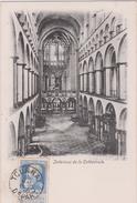 LB 10 : Belgique : TOURNAI :int. De  La  Cathédrale  ( Timbre) - Ohne Zuordnung
