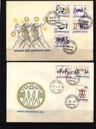Jugoslawien / Yugoslavia 1959 Michel 900-07 FDC - 1945-1992 Socialist Federal Republic Of Yugoslavia