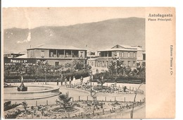 CHILI - ANTOFAGASTA - Plaza Principal - Chile