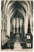 Liège, Interieur De L'Eglise Saint Jacques (pk35042) - Liege