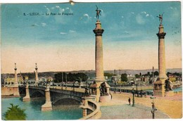 Liège, Le Pont De Fragnée (pk35043) - Liege