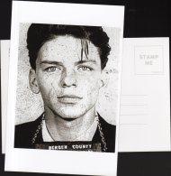 5588 - Photo De Frank Sinatra Jeune ; Photo De Police ? - Cantanti E Musicisti