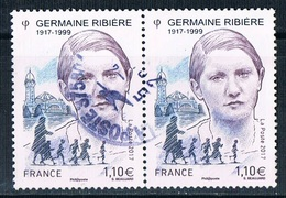 2017  Germaine Ribiére