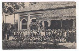 Les élèves Du Collège De Bienhoa, Sud Vietnam. (1437) - Ecoles