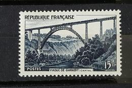 YT 928 - Viaduc De Garabit - Neuf - Frankrijk