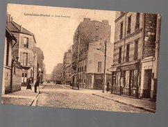 Levallois-Perret Rue Fromont  (voyagé 1925 ) (PPP4813) - Levallois Perret