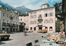 Opel Manta A,Ascona A,Alfa Romeo Giulia,Datsun,Poschavio,ungelaufen - Turismo
