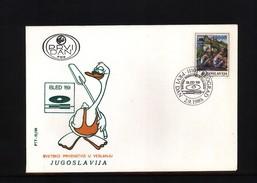 Jugoslawien / Yugoslavia 1989 Michel 2366 FDC - Cartas