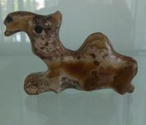 UNIQUE CAMEL FIGURINE STATUE ANIMAL MINIATURE HAND MADE MARBLE, BERBER ART IN MOROCCO Weight 57 Gram,7x5 Cm - Afrikanische Kunst
