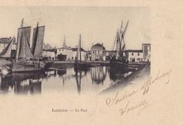 LUCON. -  Le Port. Carte Précurseur - Lucon