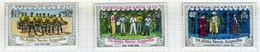 1970 - ST. KITTS, NEVIS & ANGUILLA  - Mi. Nr. 219/221 - NH - (CW2427.39) - St.Kitts E Nevis ( 1983-...)