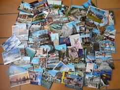 Lot De + De 120 Cartes Postales étrangères Toutes Avec Timbres Du Pays Détail Sur Les Photos
