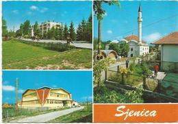 Sjenica Serbia,mosque - Serbia