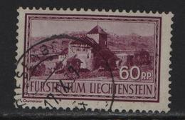 1934 FL 115/136 Schloss Vaduz O Triesenberg 17.9.1937