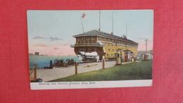 U.S.  Receiving Ship Vermont  Brooklyn Navy Yard      Ref 2558 - Krieg