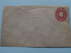 EAST AFRICA & UGANDA - Blanco Envelop / SIX Cents ( Blanco ) Anno 19?? ( Zie Foto's ) ! - Oeganda