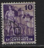 1937 FL Nr. 128/158 Schloss Vaduz O