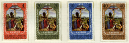 1972 - ST. CHRISTOPHER, NEVIS & ANGUILLA  - Mi. Nr. 241/244 - NH - (CW2427.39) - St.Kitts E Nevis ( 1983-...)