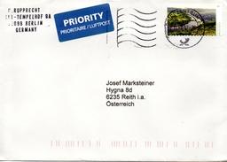 Auslands - Brief  Von Briefzentrum 24 Mit 90 Cent 2017 - BRD