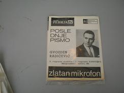 Gvozden Radicevic Poslednje Pismo PGP - Country & Folk